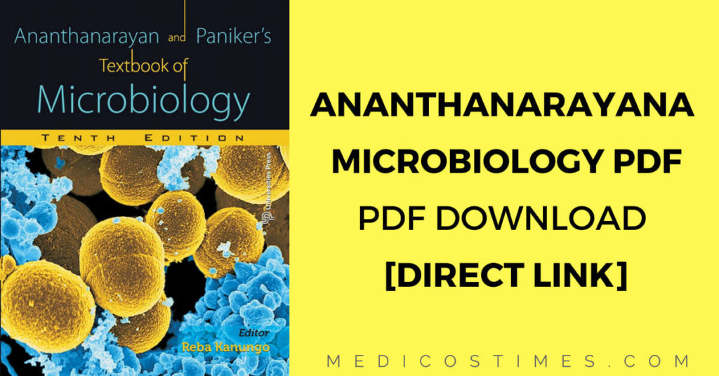 paniker microbiology 9th edition pdf free download