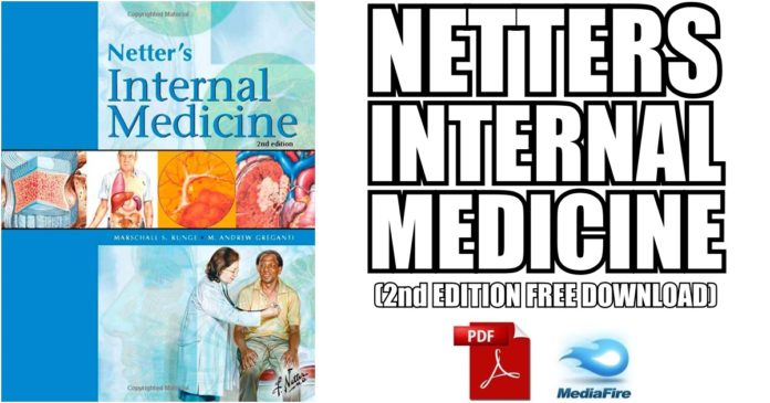 Netters-Internal-Medicine-2nd-Edition-PDF-Free-Download