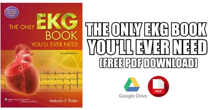 The Only Ekg Book You Ll Ever Need Pdf Free Download Direct Link
