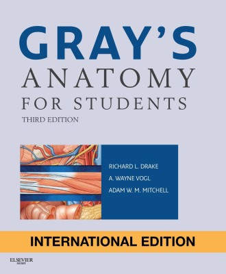 grays anatomy for students first edition