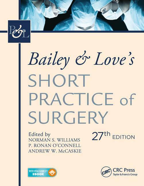 Bailey & Love's Short Practice of Surgery (2018) [PDF]