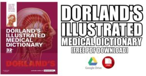 Dorlands-Illustrated-Medical-Dictionary-PDF-Free-Download