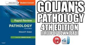Goljan-Rapid-Review-Pathology-4th-Edition-PDF-Free-Download