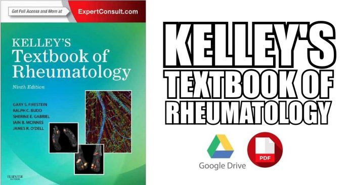 Edition kelleys textbook of rheumatology pdf 9th