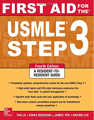 First Aid For The Usmle Step 3 Pdf 4th Edition Free Download Direct