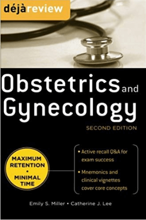 Deja Review Obstetrics & Gynecology PDF 2nd Edition FREE