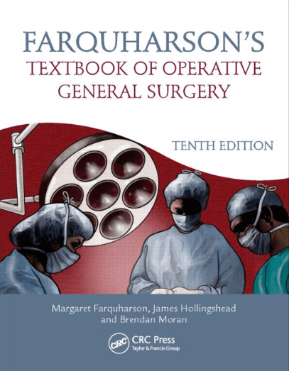 Farquharson's-Textbook-of-Operative-General-Surgery-10th-edition