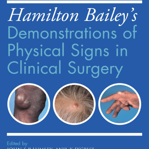 Hamilton-Bailey's-Demonstrations-of-Physical-Signs-in-Clinical-Surgery-19-Edition