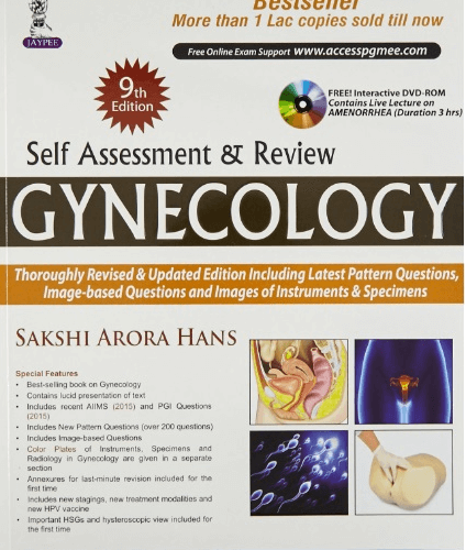 Self-Assessment-Review-Gynecology-9th-Edition