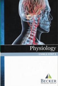 BECKER USMLE Step 1 Physiology