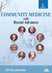 Community-Medicine-with-Recent-Advancement-3rd-Edition
