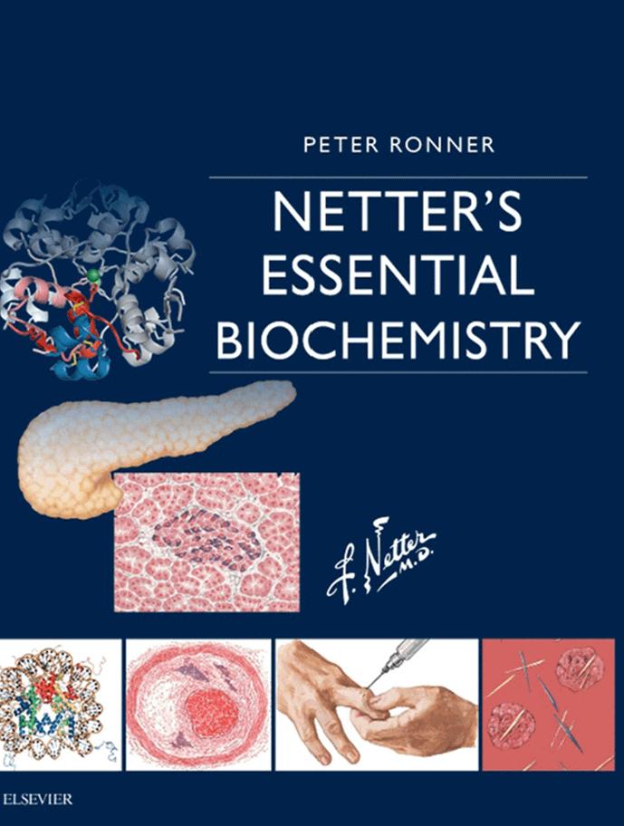 Netter's Essential Biochemistry