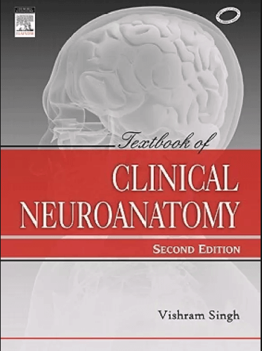 Textbook of Clinical Neuroanatomy by Vishram Singh